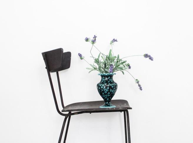 stoel-en-plant